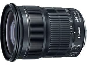 Canon 9521B002 SLR Lenses EF 24-105mm f/3.5-5.6 IS STM Lens Black