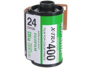 FUJIFILM 15719759 Superia X-TRA ISO 400 35mm Color Film - 24 Exposures
