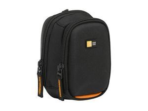 Case Logic SLDC-202 Black Compact Camera/Flash Camcorder Case