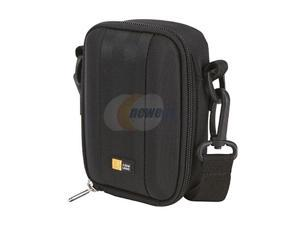 Case Logic QPB-202 Black Medium Camera and Flash Camcorder Case
