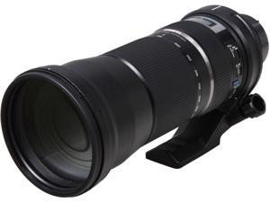 TAMRON A011 AFA011N-700 SP 150-600mm F/5-6.3 Di VC USD Lens for Nikon Black
