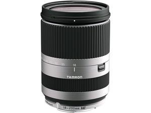 TAMRON B011 AFB011EMS-700 18-200MM F/3.5-6.3 Di III VC Lens for Canon EOS M Cameras Silver