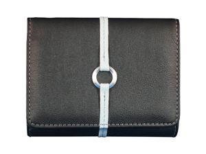 Norazza AC12152 Black New York Digital Accessory Clutch
