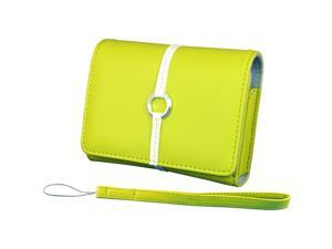 Norazza AC12176 Chartreuse New York Digital Accessory Clutch