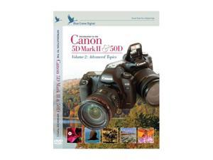 Blue Crane Digital NBC122 Training DVD - Introduction to the Canon 5D Mark II /50D (Volume 2: Advanced Topics)