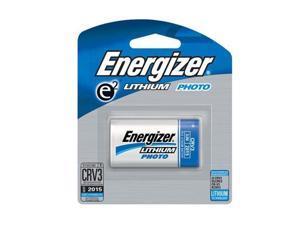 Energizer ELCRV3BP Li-Ion Lithium CRV3 Digital Camera Battery For Casio QV-100