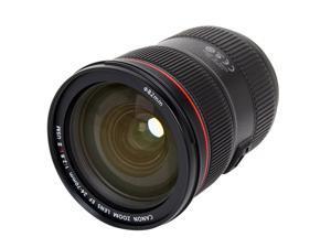 Canon 5175B002 SLR Lenses EF 24-70mm f/2.8L II USM Standard Zoom Lens Black
