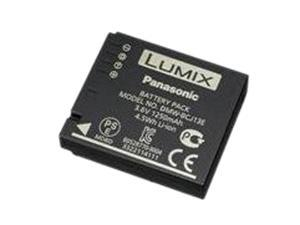 Panasonic DMW-BCJ13 1-Pack 1250mAh Li-Ion Battery
