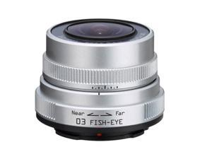 PENTAX 22087 03 Fish-Eye Lens for Q-Series Cameras