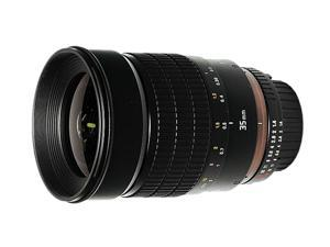 Bower SLY3514N Ultra Fast Wide-Angle 35mm f/1.4 Lens for Nikon