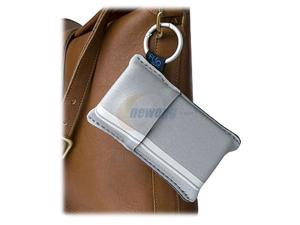 Flip video ASP1S Silver Soft Pouch