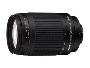 Nikon AF 70-300mm f/4-5.6G Zoom-NIKKOR Telephoto Lens