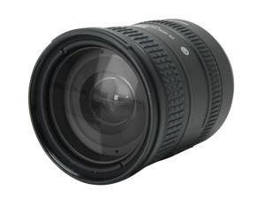 Nikon AF-S DX NIKKOR 18-200mm f/3.5-5.6G ED VR II SLR Lenses Lens Black
