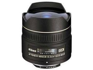 Nikon AF DX 10.5mm f/2.8G ED Fisheye-NIKKOR Lens