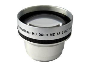 ZEIKOS ZE-3537T 37mm High Quality 3.5x Telephoto Lens