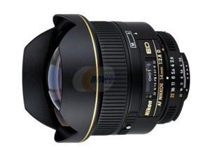 Nikon 1925 14mm AF D Lens