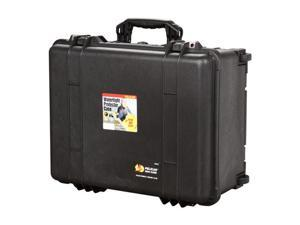 PELICAN 1560-001-110 Black Case