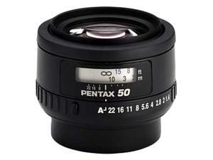 PENTAX 20817 smc P-FA 50mm F1.4 Lens Black
