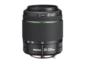 PENTAX 21870 DA 50-200mm f/4-5.6 ED WR Lens Black
