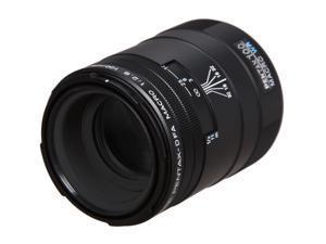 PENTAX 21910 smc PENTAX D FA MACRO 100mm f/2.8 WR Lens Black