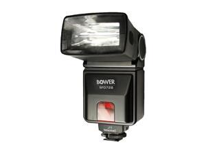 Bower SFD728C Auto-Focus Digital Flash for Canon E-TTL I/II Dedicated