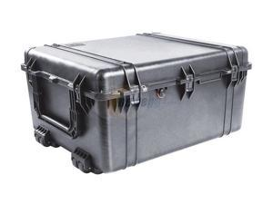 PELICAN 1690 Black Transport Case (Black)