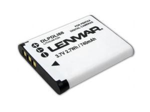 LENMAR DLPDLI88 740 mAh Lithium-Ion Battery for Digital Cameras and Camcorders