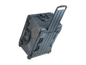 PELICAN  1620-021-110  Black  Large Rolling Hardware and Accessory Case without Foam