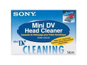 SONY DVM-12CLD MiniDV Cleaning Cassette