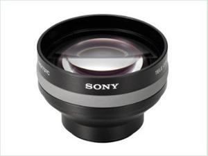 SONY VCL-HG1737C 37mm High Grade 1.7X Telephoto Lens