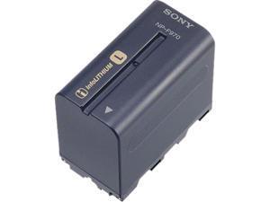 SONY NPF970 6600 mAh Lithium-Ion InfoLithium L Series Camcorder Battery