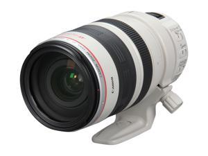 Canon 9322A002 EF 28-300mm f/3.5-5.6L IS USM Telephoto Zoom Lens White