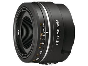 SONY DT 50mm f/1.8 SAM Lens