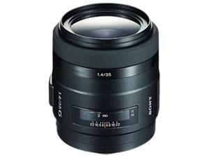 SONY SAL-35F14G G Series 35mm f/1.4 G Lens Black