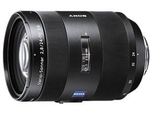 SONY Carl Zeiss Vario-Sonnar T* 24-70mm f/2.8 Zoom Lens