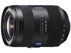SONY SAL1635Z Carl Zeiss 16-35mm f/2.8 Zoom Lens Black