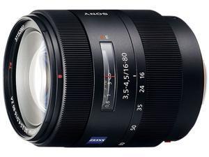 SONY Carl Zeiss Vario Sonnar T* 16-80mm f/3.5-4.5  ZA Lens