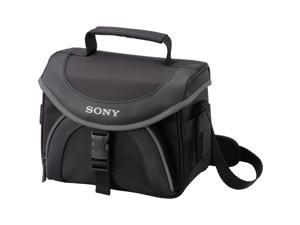 SONY LCS-X20 Black General Soft Carrying Case