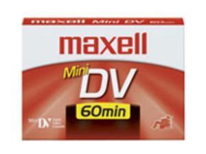 maxell 298022 Mini DV Cassette