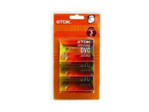 TDK 38647 Mini-DV Cassette