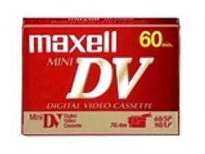 maxell 298012 Mini DV Videocassette