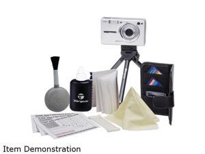 Targus TG-RA1010 8-in-1 Camera Essentials Kit