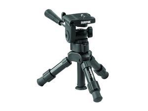 "SUNPAK 620-250 12.2"" Mini-Pro Plus Tripod With 3-Way Panhead"