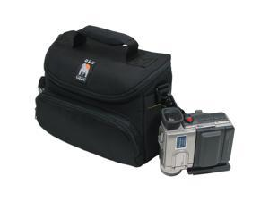 ape case 200 Series AC260 Black Large Digital Camera and Camcorder Case