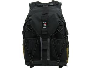 ape case ACPRO2000 Black Digital SLR and Laptop Backpack
