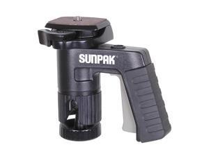 SUNPAK 620-PISTOLGRPQR Pistol Grip Ballsocket Head with Quick-Release Plate
