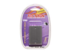 LENMAR DLNEL3E 1-Pack 1500mAh Li-Ion Replacement Battery for Nikon EN-EL3e