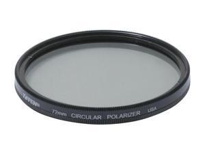 TIFFEN 72CP 72mm Circular Polarizer Filter