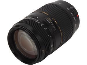 TAMRON AF017C700 SLR Lenses AF 70-300mm f/4-5.6 Di LD Lens for Canon EOS Black