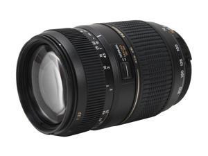 TAMRON AF017N700 SLR Lenses Zoom Telephoto AF 70-300mm f/4-5.6 Di LD Lens for Nikon AF Black